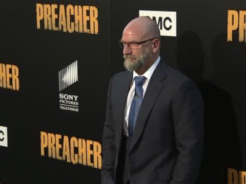 Graham McTavish's 'dread' over 10yearold daughter's acting interest