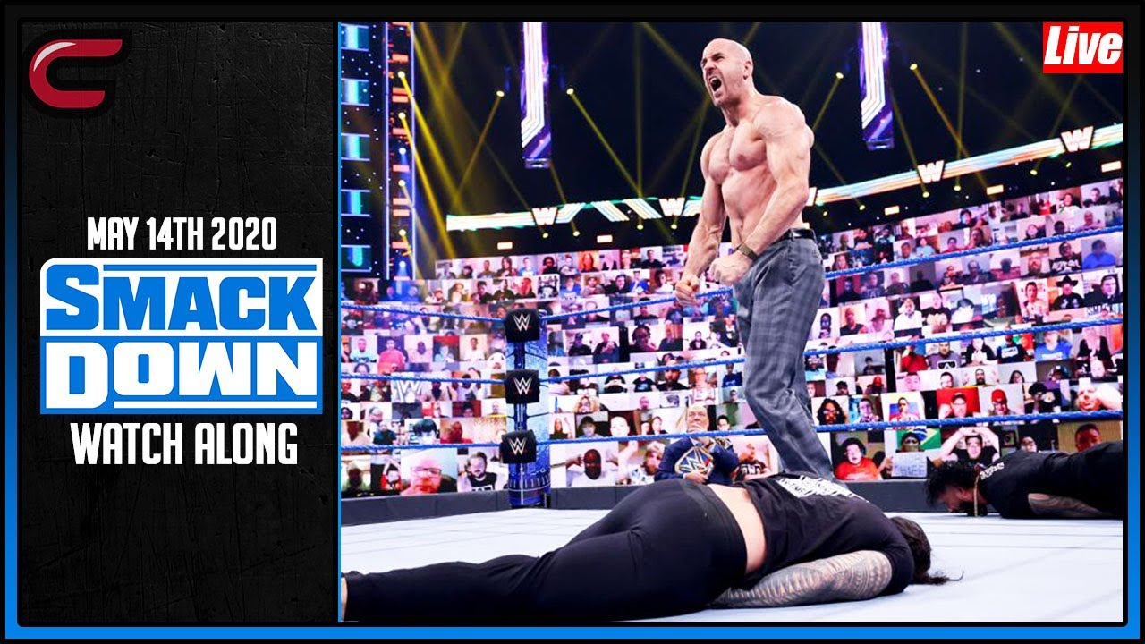 Download WWE Smackdown May 14th 2021 Live Stream: Full Show Watch Along