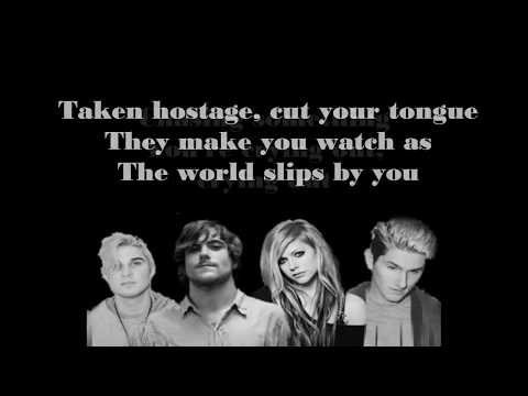 Avril Lavigne ft. Grey&Anthony Green-Wings Clipped LYRICS