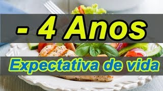 Dietas low carb, reduzem expectativa de vida em 4 anos DIZ ESTUDO!!!