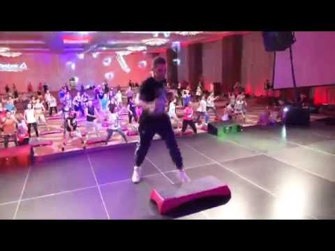 Rémy Huleux - REEBOK FITNESS SUMMIT by Reebok University Poland 2014