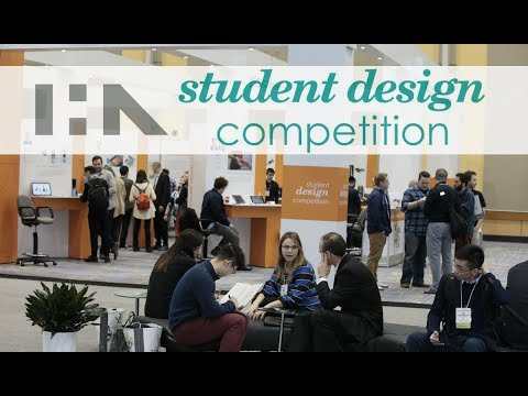Learn About IHA's Student Design Competition