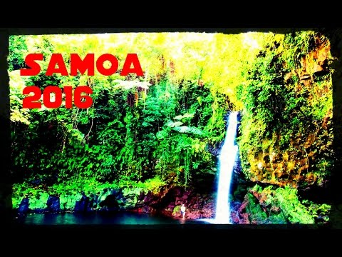 Samoa Edit 2016  | Sony Action Cam