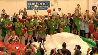 Serie A Femminile [Finale  gara-3]: SALERNO-CONVERSANO 27-25