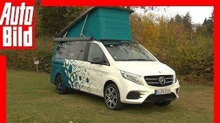 Mercedes Concept Marco Polo (2018) Vorstellung / Details / Review