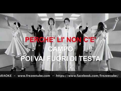 Takagi & Ketra - L'esercito del selfie - Ft. Lorenzo Fragola e Arisa - Karaoke con testo