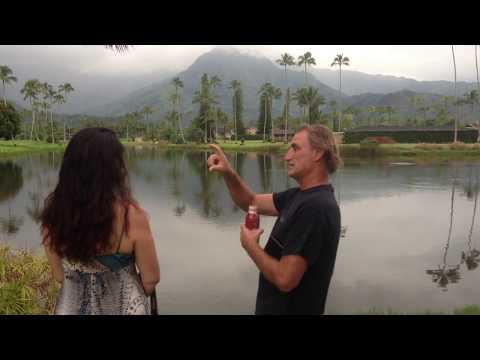 Aug 25, 2013 - Sheehan's ancient Hawaiian Fishpond at Hanalei Bay, Kauai