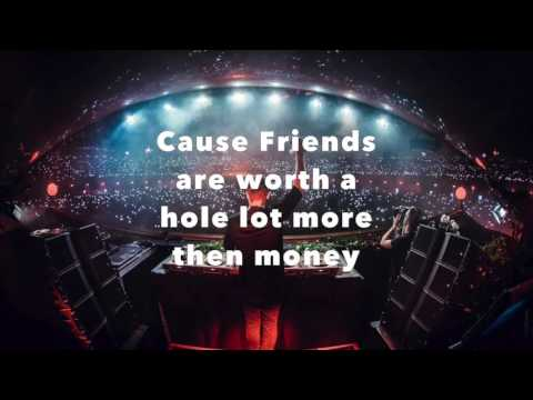Martin Garrix - Hold On & Believe (feat. The Federal Empire) (OFFICIAL LYRICS VIDEO HD)