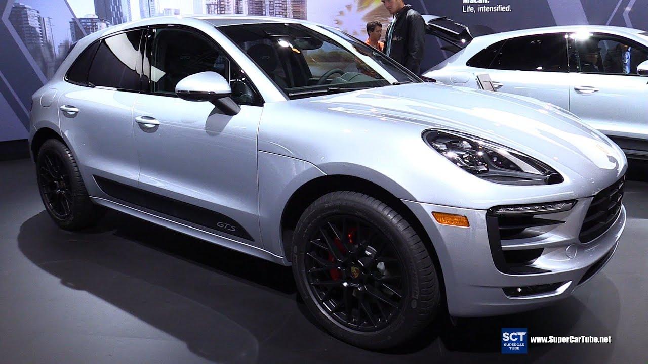 Porsche Macan Gts Interior >> 2016 Porsche Macan GTS - Exterior and Interior Walkaround - 2015 LA Auto Show - YouTube
