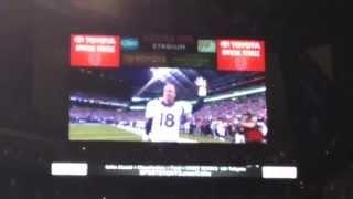 Peyton Manning's return to Indy