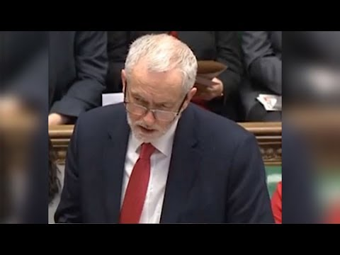 Corbyn Calls for Evidence in Escalating Poison Row