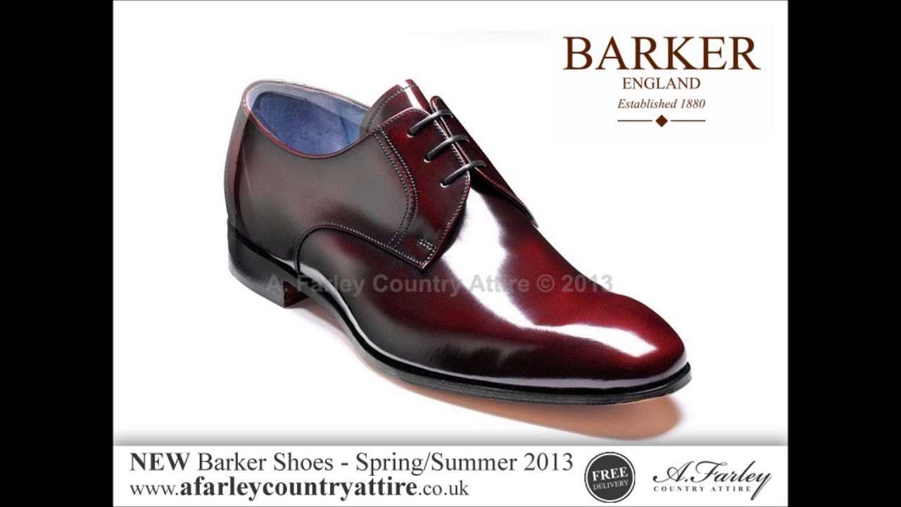 d7f5d755 NEW Barker Shoes - Spring - Summer 2013 - New Styles, Shapes & Colours