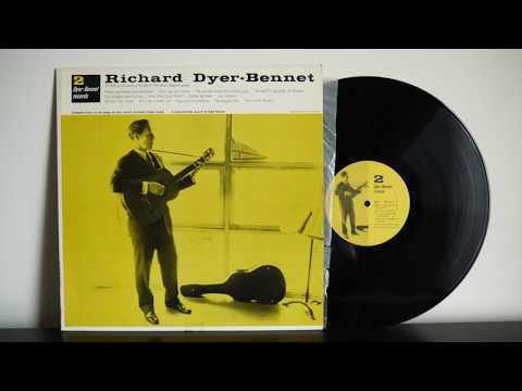 Richard Dyer Bennet – 2  (1956)  Tenor Guitar Folk