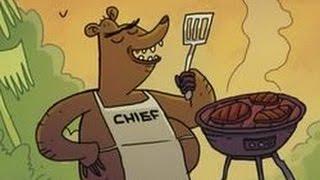 Golpeando Al Señor Cebollón/ Bear Grills / Juegos Random PC