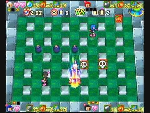 Bomberman Generation, multiplayer