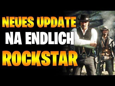NA ENDLICH ROCKSTAR - Neues Update 26.2 & Zukunft | Red Dead Redemption 2 Online News