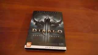 Огляд-розпакування Diablo 3: Reaper of Souls (DVD-box) + халява
