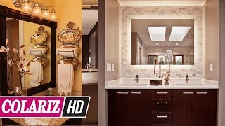MUST WATCH! 60 Incredible Bathroom Mirror Ideas That Are Right on Trend for 2019