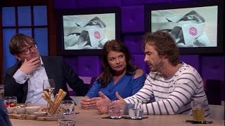 Chris Zegers: Monogamie vind ik volstrekt onnatuur - RTL LATE NIGHT