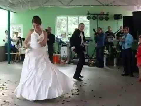 Перший танець Степана та Юл