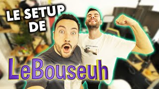 LeBouseuh's Big Setup ! (before his burglary)
