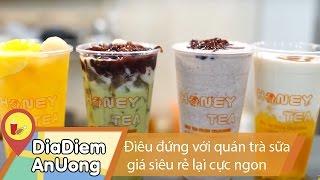 Xiêu lòng vị TRÀ SỮA đậm đà giữ chân Teen Sài Thành | Địa điểm ăn uống