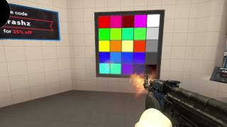 CS:GO Tips How to make your Crosshairs Smaller Tutorial!