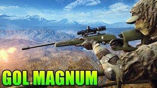 Battlefield 4 - Sniper Sunday: GOL Magnum Review
