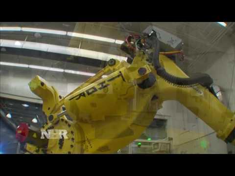 Inside Lockheed Martin's F-35 plant