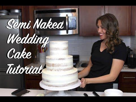 semi-naked-wedding-cake-|-chelsweets