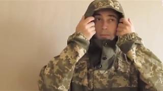 Обзор костюма Горка 3 в камуфляже Украинский пиксель