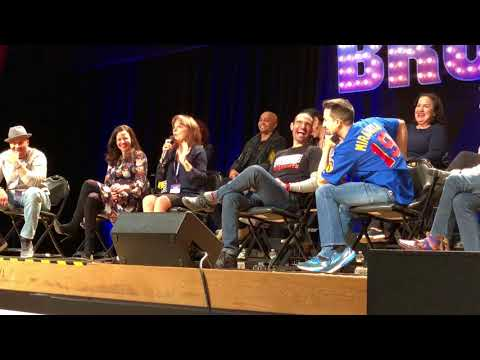 BroadwayCon 2018 - ¡Atención! In the Heights Reunites 10 Years Later (1/26/2018)