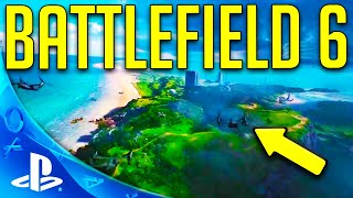 BATTLEFIELD 6 REVEAL TRAILER LEAKED Image & FIRST LOOK! - BF6 Map & Details LEAK? (Rumour!)