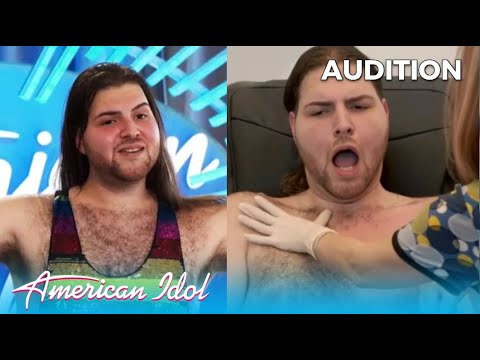 'American Idol': Katy Perry's 'hairy legs' made an appearance after ...
