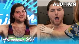 Gilberto: Katy Perry Makes Guy Shave All Body Hair Before Going To Hollywood On @american Idol