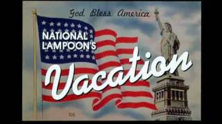 National Lampoon's Vacation (title sequence)