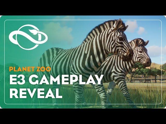 Planet Zoo (видео)