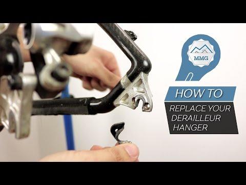 Replacing Your Derailleur Hanger