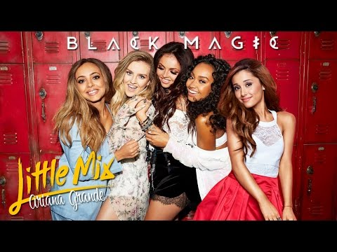 GREEDY MAGIC - Ariana Grande & Little Mix (Mashup Audio) | Dangerous Woman Mashup Album