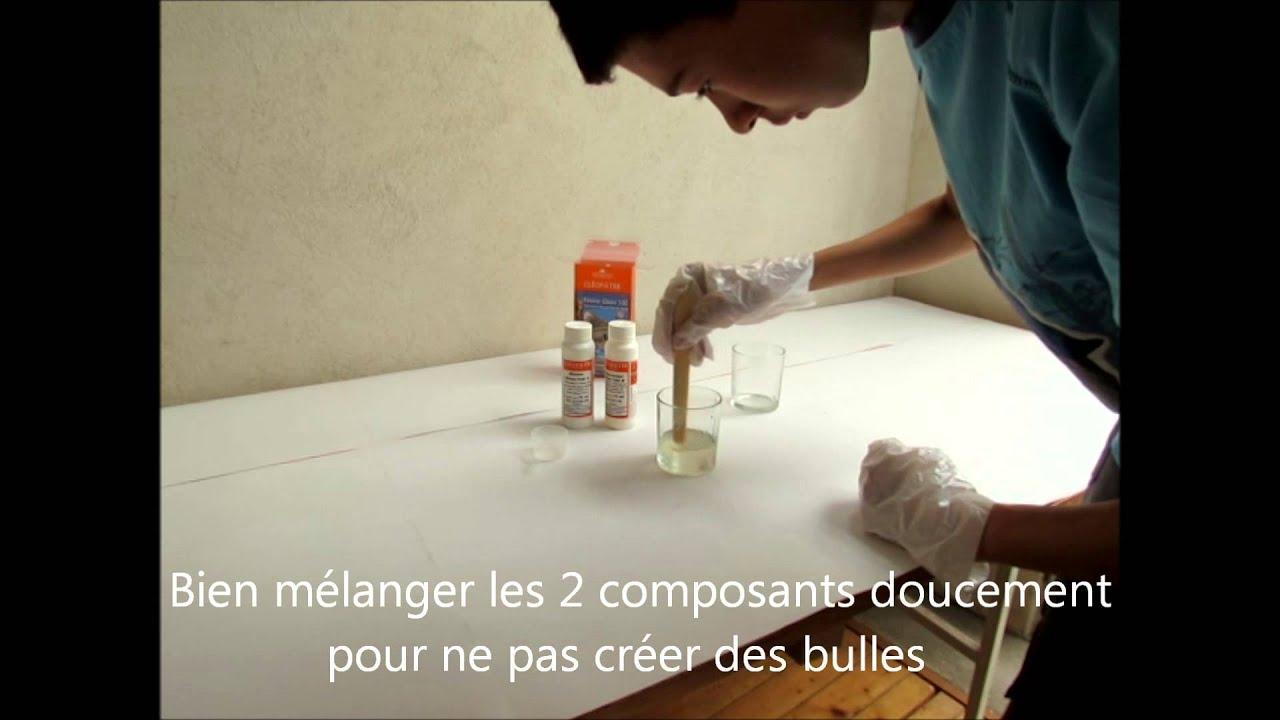 Tuto cr e de l 39 eau pour vos maquettes youtube - Comment utiliser un araseur pour lino ...