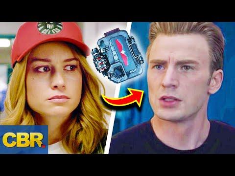Captain Marvel Ending Explained And What It Means For Avengers Endgame