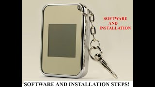 INSTALACIÓN DE DIGITAL PHOTO KEYCHAIN (DRIVER AND STEPS FOR USE) SITRONIX MULTIMEDIA.