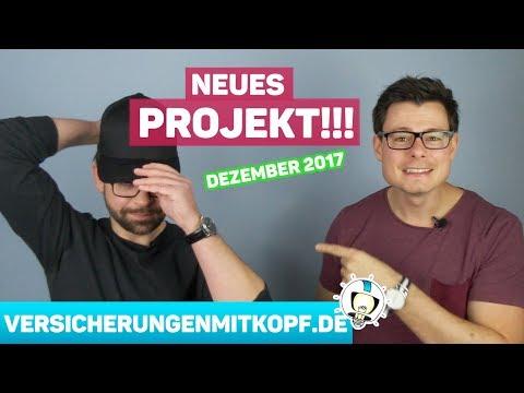 NEUES PROJEKT gelauncht!!! | Versicherungspodcast | Versicherungsgeflüster