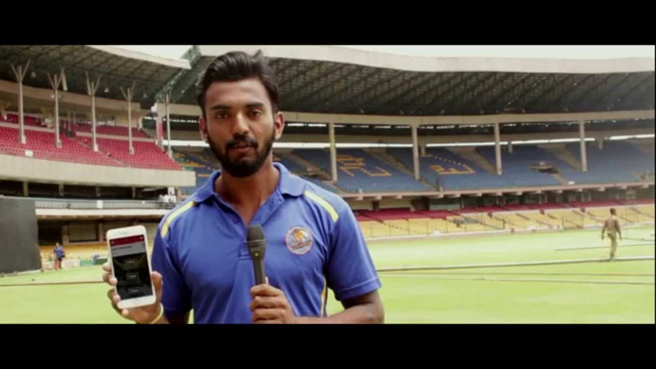 Here Is What Kl Rahul Has To Say About The New Sportskeeda App Youtube