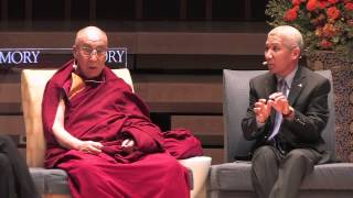 The Dalai Lama at Emory University (2013): Transcending Moral Differences