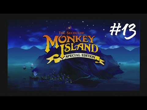 Monkey Island Stan Ship