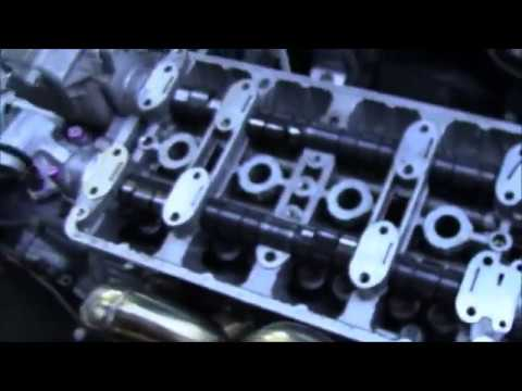 LS-Vtec Oil Feed Sandwhich plate Install +Skunk2 Pro Series Manifold