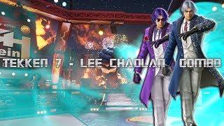 Download Video Tekken 7 Lee Combo Video 2 60FPS MP3 3GP MP4