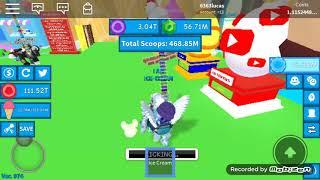 My First video Pet Simulator,Bubble Gum simulator, ice cream simulator (Roblox)