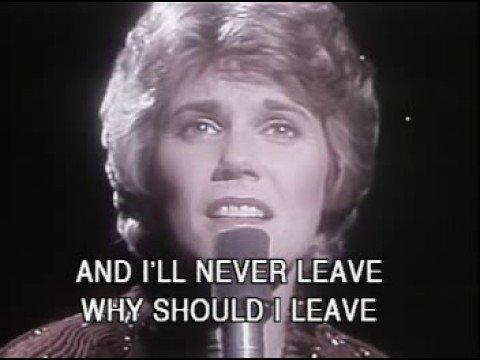 You Needed Me - Anne Murray - Karaoke - Original Footage
